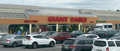 Giant Eagle at McIntyre Square